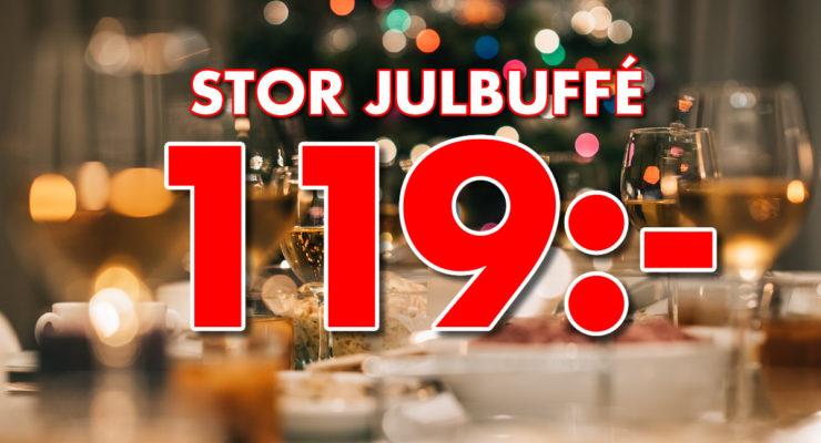 Julbuffe